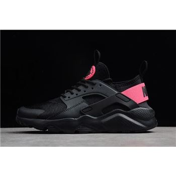 Nike Air Huarache Run Ultra Black/Hyper Pink 847568-003