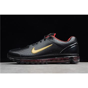 Nike Air Max 2003 SS Black/Red-Metallic Gold 311038-071