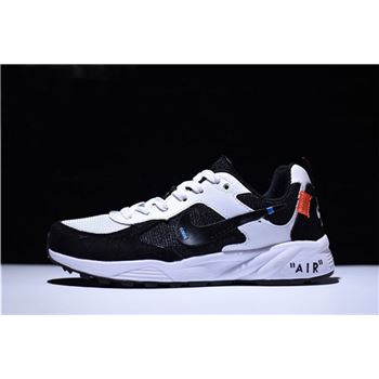 Off-White x Nike Air Icarus Extra QS Trainers Black/White 819860-300
