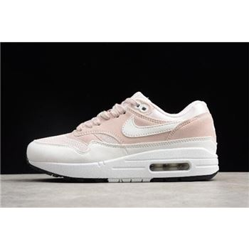 Women's Nike Air Max 1 Barely Rose Barely Rose/White-Black 319986-607
