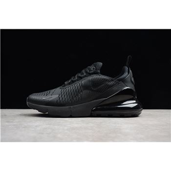 Men's Nike Air Max 270 Triple Black AH8050-005 For Sale