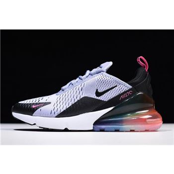 Mens and WMNS Nike Air Max 270 Be True Multi-Color AR0344-500 Free Shipping