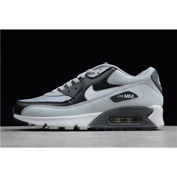 Nike Air Max 90 Essential Wolf Grey/White-Pure Platinum 537384-083
