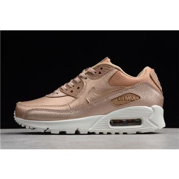 Nike WMNS Air Max 90 Premium Metallic Red Bronze 896497-902