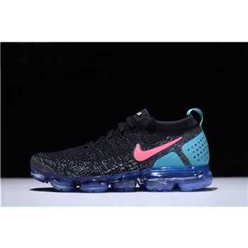 Nike Air VaporMax Flyknit 2.0 Hot Punch Men's and Women's Sizes 942842-003 For Sale