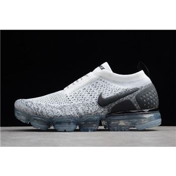 Nike Air VaporMax FK MOC 2 Moon Particle/Solar Red AH7006-011