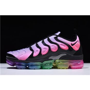 Nike Air VaporMax Plus Be True Purple Pulse/Pink Blast-Multi-Color-Black AR4791-500