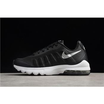 WMNS Nike Air Max Invigor Black/Metallic Silver-White 749866-001
