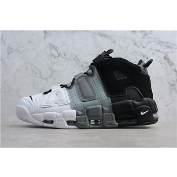Nike Air More Uptempo Tri-Color Black/Cool-Grey-White 921948-002