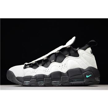 Nike Air More Money QS British Pound Barely Grey/Hyper Jade-Black AJ7383-002
