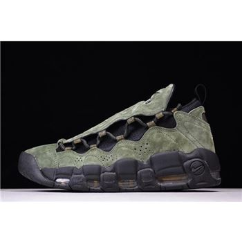 Nike Air More Money US Dollar Sequoia/Black-Metallic Gold AJ7383-300