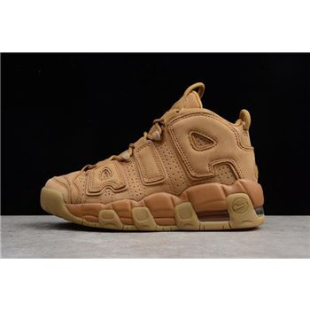 Nike Air More Uptempo SE GS Flax/Gum 922845-200 For Sale
