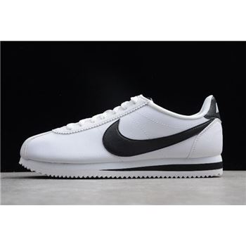 Nike Classic Cortez Leather White/Black 807471-101