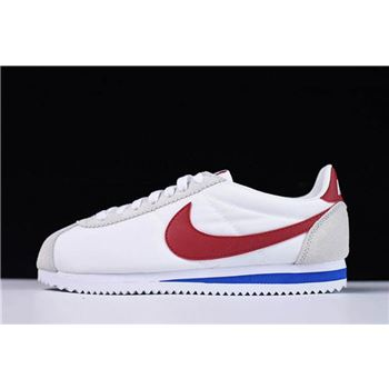 Nike Classic Cortez Nylon Forrest Gump Men's and Women's Size 532487-164