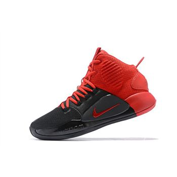 2018 Nike Hyperdunk X Black/University Red For Sale Free Shipping
