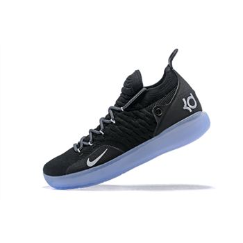 Men's Nike KD 11 Black/White Basketball Shoes For Sale