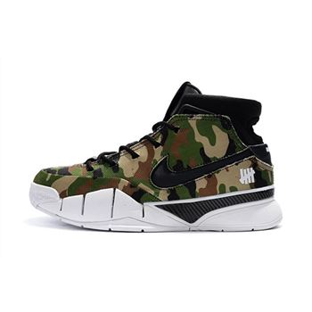 Latest Undefeated x Nike Zoom Kobe 1 Protro Camo Men's Size For Sale