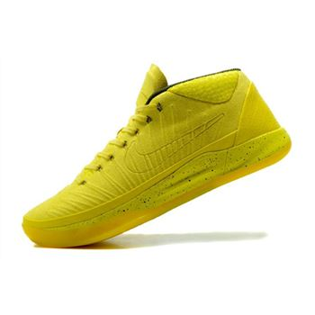 Nike Kobe A.D. Mid Optimism Yellow 922482-500 Free Shipping