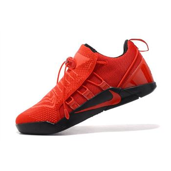 Nike Kobe AD NXT University Red Men's Size 882049-600 For Sale