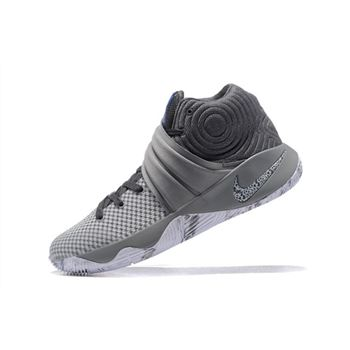 Nike Kyrie 2 Wolf Grey 819583-004 For Sale