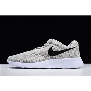 Nike Tanjun Light Bone/Black-White 812655-012 Free Shipping