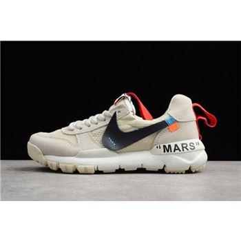 Off-White x Nike Craft Mars Yard 2.0 x G-DRAGON Men s and Women s 8e153d5b1
