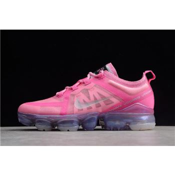 WMNS Nike Air VaporMax 2019 Pink Running Shoes AR6632-600