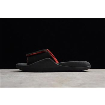 Jordan Hydro 7 Retro Slide Black/Infrared 23 Men's Size AA2517-023