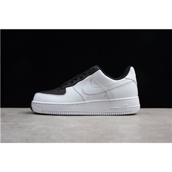 Men's and Women's Nike Air Force 1 Low Split Black/White 905345-004
