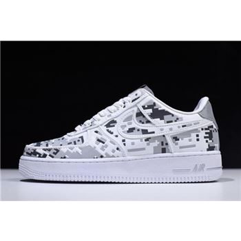 Nike Air Force 1 Premium '08 QS Digi Camo Limited Edition On Sale